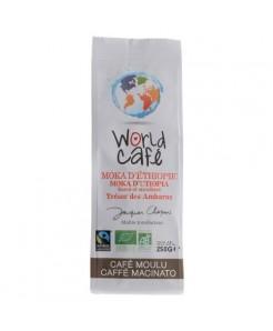Café moulu BIO Honduraz-Tanzanie 250g