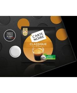 Dosettes souples classiques «Carte noire» X36