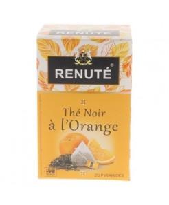 Thé noir à l'orange 20 sachets