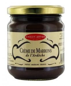 Crème de marrons 250g