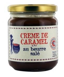 Crème caramel beurre salé 220g