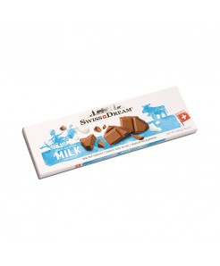 Tablette chocolat suisse au lait 300g