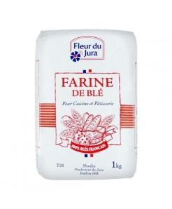 Farine T55 paquet 1kg