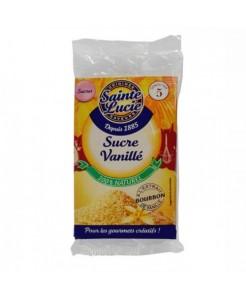Sucre vanillé lot de 5 sachets de 7,5g