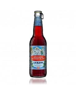 """Bière Mont-Blanc """"La Bleue"""" aux myrtilles (33cl)"""