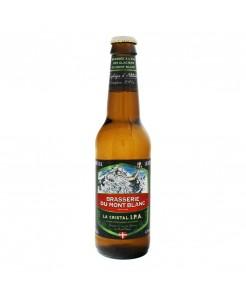 """Bière Mont-Blanc IPA """"La Cristal"""" (33cl)"""