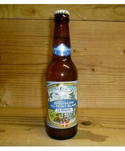 Bière Mont-Blanc blanche
