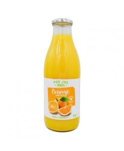 Pur jus d'orange sans pulpe 1l