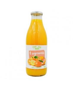 Pur jus aux 4 agrumes 100% fruits 1l
