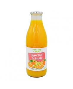 Pur jus douceurs de fruits 100% fruits 1l