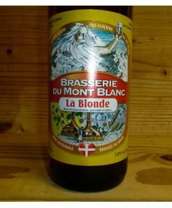 Bière Mont-Blanc blonde