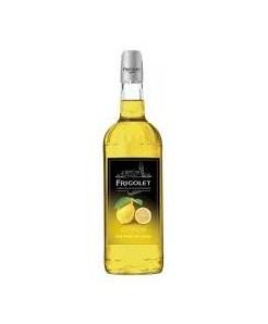 Sirop de citron artisanal pur sucre de canne 1l