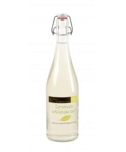 Limonade artisanale BIO à l'eau de source 1l