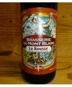 Bière Mont-Blanc rousse