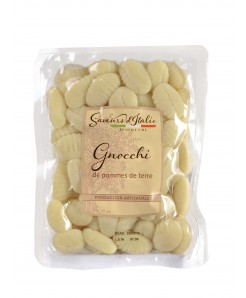 Gnocchi de pommes de terre 500g