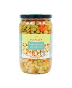 Macédoine de légumes 720ml