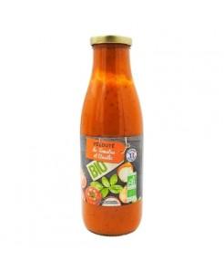 Velouté de tomates et basilic BIO 73cl