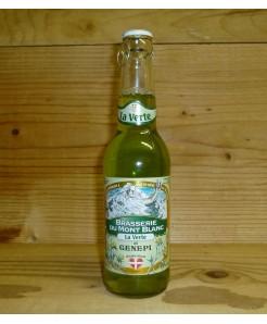 Bière Mont-Blanc génépi