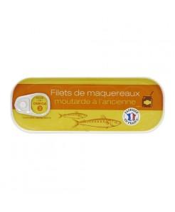 Filet de Maquereaux moutarde à l'ancienne 169g