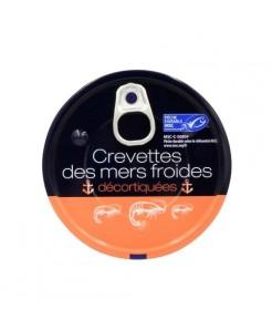 Grosses Crevettes décortiquées 200g