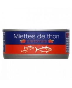Miettes de Thon à la tomate 160g