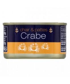 Chair et pattes de Crabes 170g
