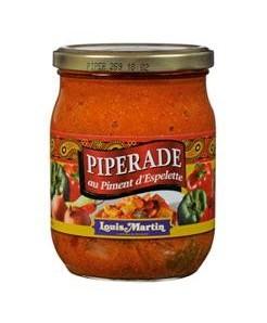 Piperade au piment d'espelette 520g