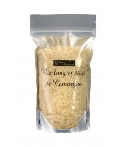 Riz long étuvé de Camargue 390g