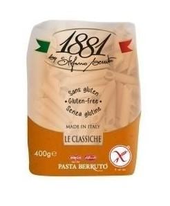 Penne sans gluten à la farine de maïs et riz 500g