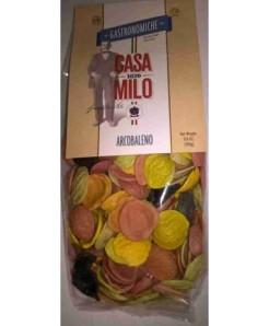 Arcobaleno artisanal à la semoule de blé dur et légumes déshydratés 500g