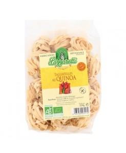 Tagliatelle BIO au Quinoa artisanale à la semoule de blé dur et farine de Quinoa 250g