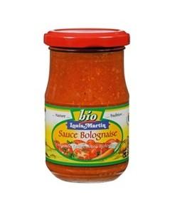 Sauce tomate à la bolognaise BIO 190g