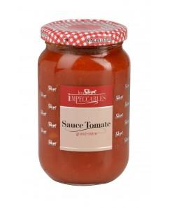 Sauce tomate grand-mère BIO au basilic 350g