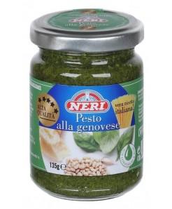 Pesto Genovese au basilic 135g