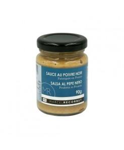 Sauce au poivre noir pour fondue 90g