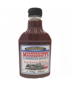Sauce mississippi barbecue 510g