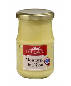 Moutarde de dijon élaborée en France extra 210g
