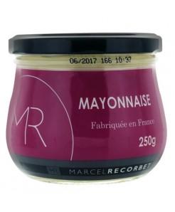 Mayonnaise BIO à l'huile de tournesol et moutarde de dijon 185g