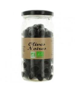 Olives noires BIO 370ml