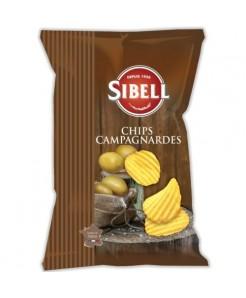 Chips campagnardes 135g