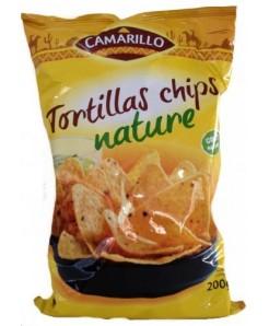 Tortillas chips nature 200g