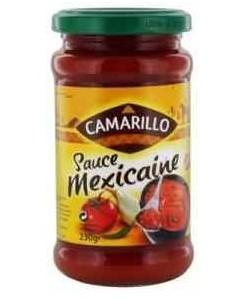 Sauce mexicaine 230g