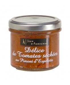 Délice de tomates séchées au piment d'espelette 100g
