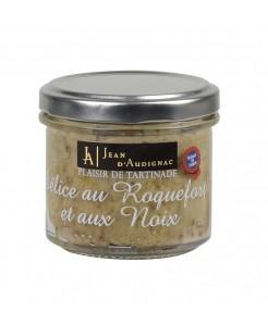 Délice au Roquefort et aux noix 100g