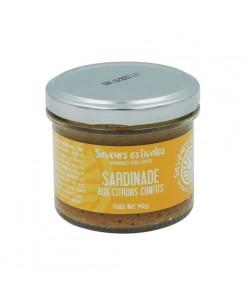 Sardinade aux citrons confits 90g