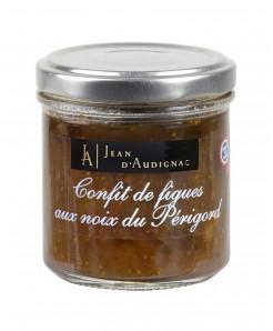 Confit de figues aux noix du Périgord 150g