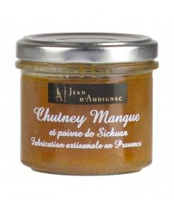 Chutney de mangue et poivre de sichuan 100g