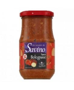 Sauce tomate à la bolognaise 100% boeuf et cuisiné en France 350g