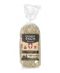 Crozet nature à la farine de blé et oeuf 400g
