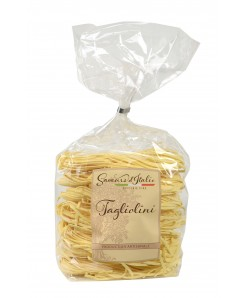 Tagliolini artisanale à la semoule de blé et oeuf 250g